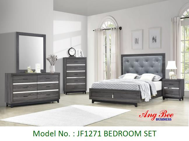 JF1271 BEDROOM SET